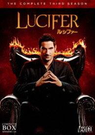 [送料無料] LUCIFER/ルシファー〈サード・シーズン〉 DVD コンプリート・ボックス [DVD]