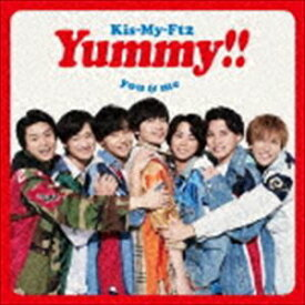 Kis-My-Ft2 / Yummy!!(通常盤) [CD]