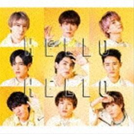 Snow Man / HELLO HELLO(初回盤B/CD+DVD) [CD]