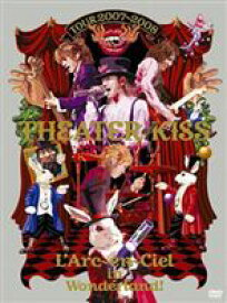 [送料無料] L'Arc〜en〜Ciel/TOUR 2007-2008 THEATER OF KISS [DVD]