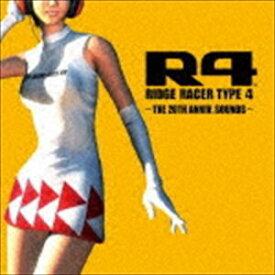 [送料無料] (ゲーム・ミュージック) R4 -THE 20TH ANNIV. SOUNDS- [CD]