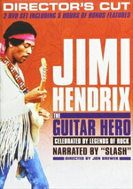 [送料無料] 輸入盤 JIMI HENDRIX / JIMI HENDRIX : THE GUITAR HERO - DIRECTOR'S CUT [BLU-RAY]