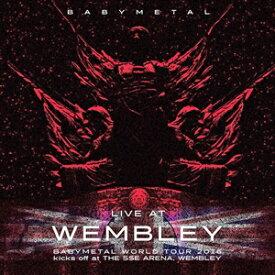 輸入盤 BABYMETAL / LIVE AT WEMBLEY [CD]