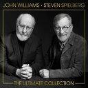 [送料無料] 輸入盤 JOHN WILLIAMS / JOHN WILLIAMS & STEVEN SPIELBERG : THE ULTIMATE COLLECTION [3CD+DVD]