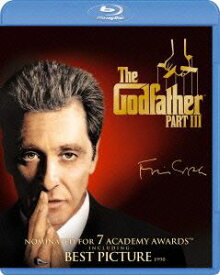 ゴッドファーザー PART III <デジタル・リマスター版> [Blu-ray]