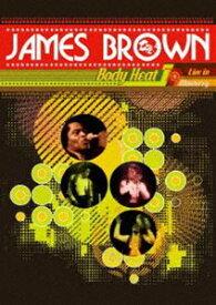 ジェイムズ・ブラウン/ボディ・ヒート〜ライヴ・イン・モントレー1979 [DVD]
