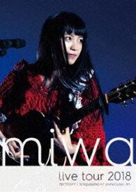 [送料無料] miwa live tour 2018 38/39DAY / acoguissimo 47都道府県〜完〜 [Blu-ray]