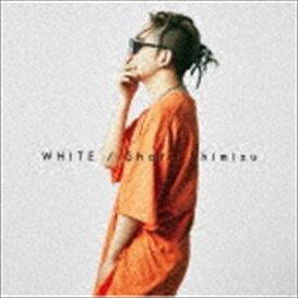 [送料無料] 清水翔太 / WHITE(通常盤) [CD]