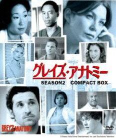 [送料無料] グレイズ・アナトミー シーズン2 コンパクトBOX [DVD]