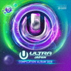 ULTRA MUSIC FESTIVAL JAPAN 2018 [CD]
