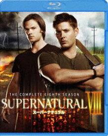 [送料無料] SUPERNATURAL VIII〈エイト・シーズン〉 コンプリート・ボックス [Blu-ray]