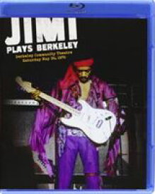[送料無料] 輸入盤 JIMI HENDRIX / JIMI PLAYS BERKELEY [BLU-RAY]