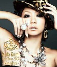 [送料無料] 倖田來未/KODA KUMI LIVE TOUR 2008〜Kingdom〜 [Blu-ray]