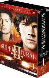 [送料無料] SUPERNATURAL II スーパーナチュラル〈セカンド・シーズン〉コレクターズ・ボックス1 [DVD]