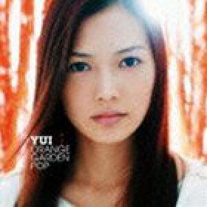 YUI / ORANGE GARDEN POP(通常盤/ORANGE盤) [CD]