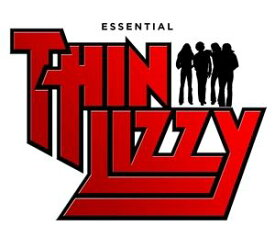 輸入盤 THIN LIZZY / ESSENTIAL [3CD]