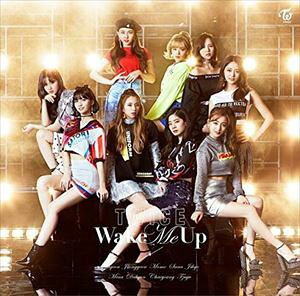 TWICE / Wake Me Up(通常盤) [CD]