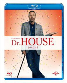 [送料無料] Dr.HOUSE/ドクター・ハウス シーズン3 ブルーレイ バリューパック [Blu-ray]