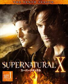 SUPERNATURAL〈テン・シーズン〉 前半セット [DVD]