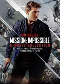 [送料無料] ミッション:インポッシブル 6ムービーDVDコレクション<初回限定生産>ボーナスDVD付き [DVD]