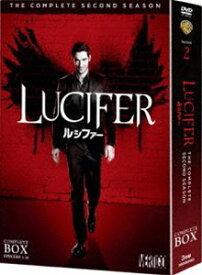 [送料無料] LUCIFER/ルシファー〈セカンド・シーズン〉 コンプリート・ボックス [DVD]