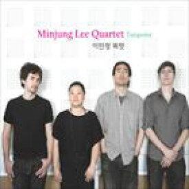 輸入盤 MIN JUNG LEE QUARTET / TURQUOISE [CD]