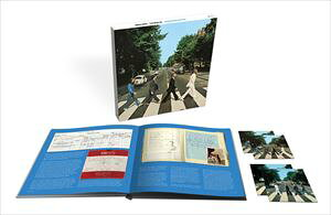 ザ・ビートルズ / アビイ・ロード<50周年記念スーパー・デラックス・エディション>(完全生産限定盤/3SHM-CD+Blu-ray Audio) [CD]