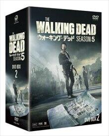 [送料無料] ウォーキング・デッド5 DVD-BOX2 [DVD]