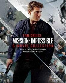 [送料無料] ミッション:インポッシブル 6ムービー・ブルーレイ・コレクション<初回限定生産>ボーナスブルーレイ付き [Blu-ray]