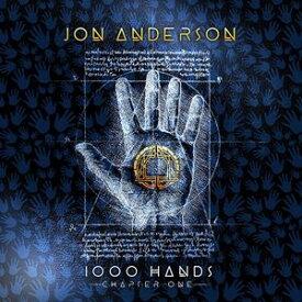 輸入盤 JON ANDERSON / 1000 HANDS [CD]