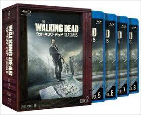 [送料無料] ウォーキング・デッド5 Blu-ray-BOX2 [Blu-ray]