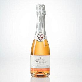 いちご スパークリングワイン ミガキイチゴ・ムスーハーフ いちご100% 国産 360ml