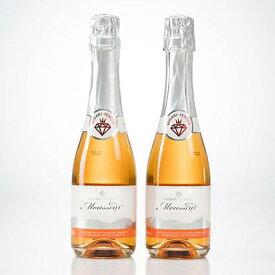 いちご スパークリングワイン ミガキイチゴ・ムスーハーフ いちご100% 国産 360ml×2本