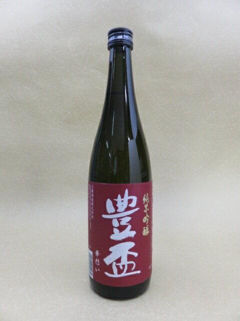豊盃 純米吟醸 華想い 720ml【三浦酒造】【青森県】