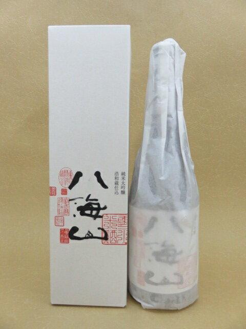 八海山 純米大吟醸 浩和蔵仕込 720ml【八海醸造】【新潟県】