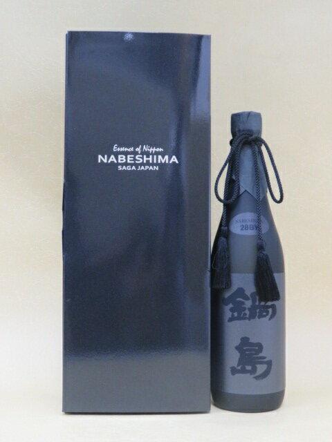 鍋島 Essence of Nippon 720ml【SAGA JAPAN】【富久千代酒造】【佐賀県】【ギフト箱不可・包装のみ対応】