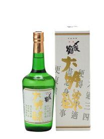 〆張鶴 大吟醸 金ラベル 720ml 2019年11月詰 日本酒 お歳暮 御歳暮 あす楽 ギフト のし 贈答品