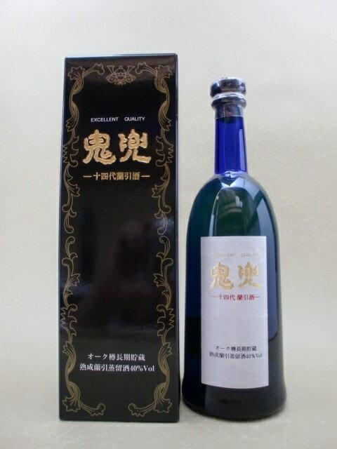 十四代 鬼兜 720ml【高木酒造】【山形県】