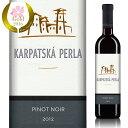 【2本以上お買い上げで送料無料】【スロバキア産】 KPピノ・ノワール 《KP Pinot Noir》 [Karpatska Perla] 750ml【プレゼント包装可能…