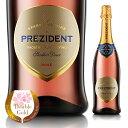【2本以上お買い上げで送料無料】プレジデント・ロゼ・ドゥ 《PREZIDENT rose》 ★SAKURA2015ダブル・ゴールド【スロバキアワイン】微…