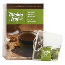 オーガニックグリーンドラゴンマイティーリーフ オーガニック 緑茶 ティーバッグ ギフト