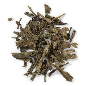 オーガニックほうじ茶 100gマイティーリーフ 緑茶 茶葉 リーフティー ほうじ茶 ギフト 大容量