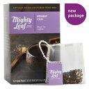 【マイティーリーフ】ボンベイチャイ mighty leaf 紅茶 茶葉 ティーバッグ 疲労回復 風邪予防 抗酸化作用