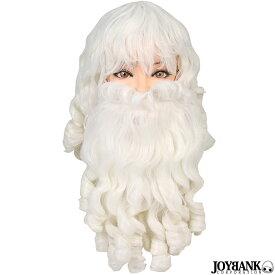 サンタクロース お髭 ウィッグ コスプレ カツラ クリスマス サンタ パーティー CA062