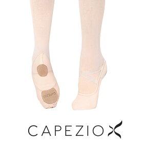 【カペジオ】バレエシューズ<HANAMI> まるで素足で踊っているような新感覚の履き心地(ピンク)【2037W】 ( バレエ 大人 バレエ用品 レッスン ダンス シューズ バレーシューズ 大人バレエ 靴 バーレッスン エレクトーン )