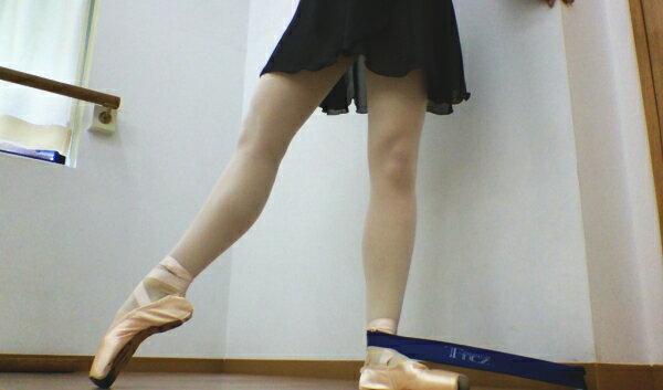 バレエ上達グッズ♪♪内転筋強化☆ミニサークル・エクササイズバンド