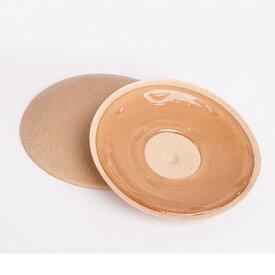 肌色の丸形・ニップレス:しっかりと綺麗にバストトップを隠してくれます♪ 二プレス 粘着強