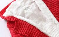 【商品到着後レビュー投稿で、帽子プレゼント】出産祝い赤ちゃんベビー服防寒カバーオールふわふわ裏起毛ロンパースパジャマコートアウター帽子付き新生児秋冬冬用幼児女の子