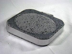 溶岩プレート 焼肉プレート 溶岩 バーベキュー bbq 溶岩石 黒 無煙 ih 焼き肉プレート 焼肉セット 焼肉グリル 焼肉用 ロースター ホットプレート カセットコンロ グリル 用品 炭 穴無し15×15×1.