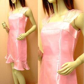 4c007fe84946f  在庫限り パーティードレス 結婚式 ダンス衣装 ミディアムドレスインポートドレス M・